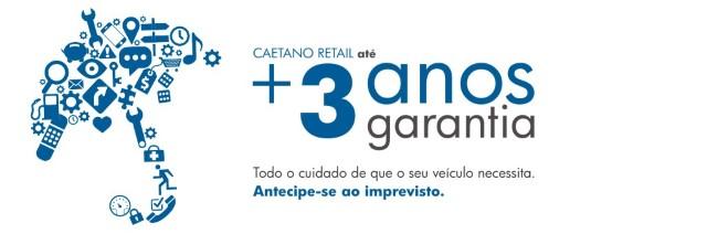 Extensão de Garantia CAETANO RETAIL