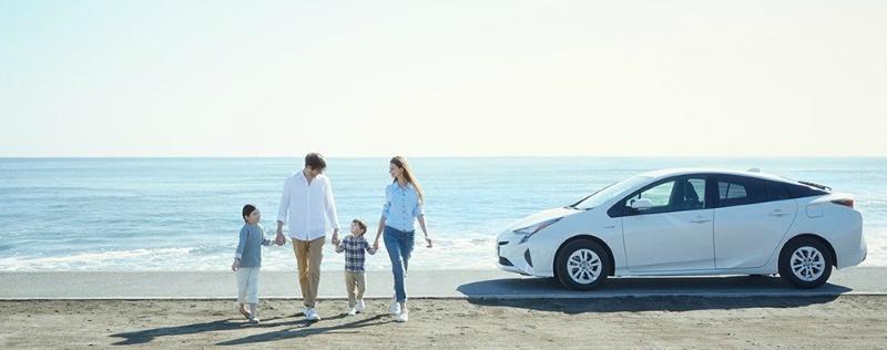 Toyota eleita marca de confiança pelo 8º ano consecutivo